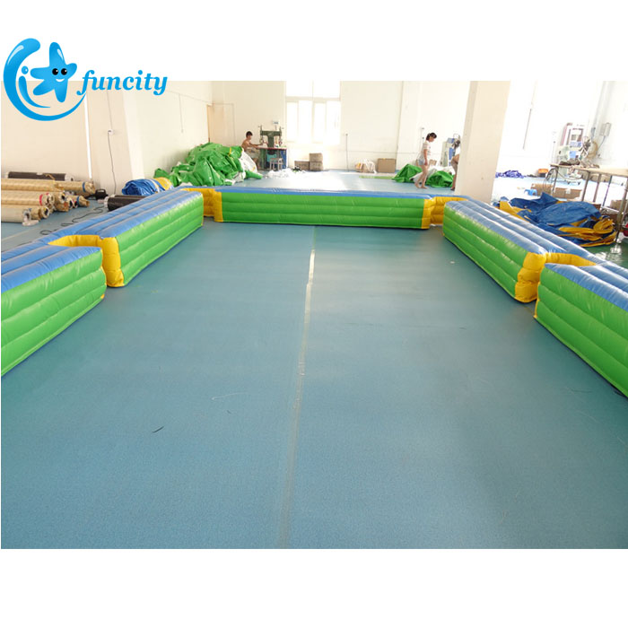 Newest Inflatable Snooker Football Field / Inflatable Snooker Games