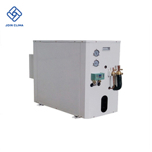 Integral water condensing unit