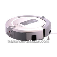 without mini turbo robot vacuum cleaner