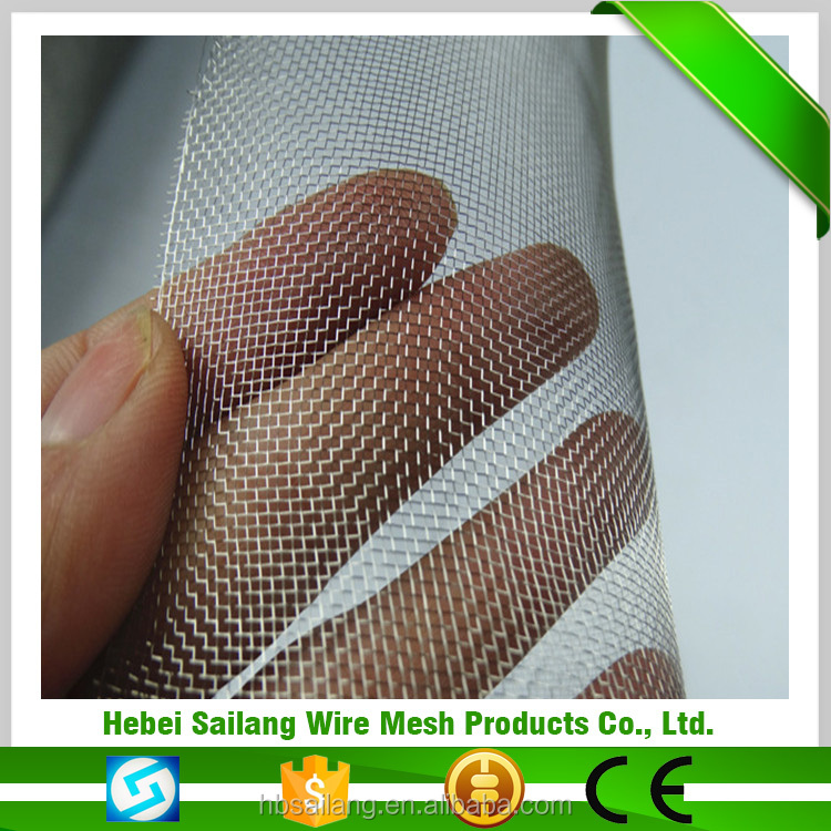 Hot sale invisible window screening from chinese wholesaler