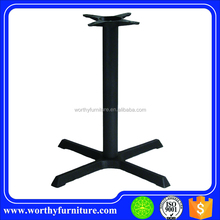BS3030 US popular strong cheap metal or iron restaurant crank table base