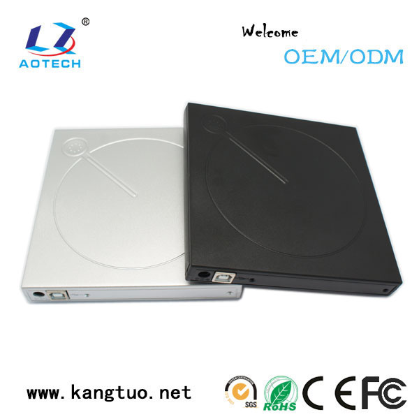 Laptop Optical Drive Case/USB2.0 CD ROM Case