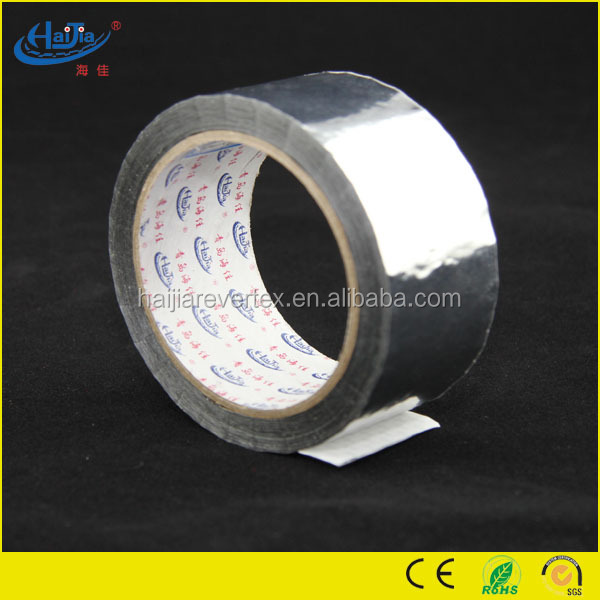 2016 Good high quality aluminum foil adhesive tape manufactur supplier