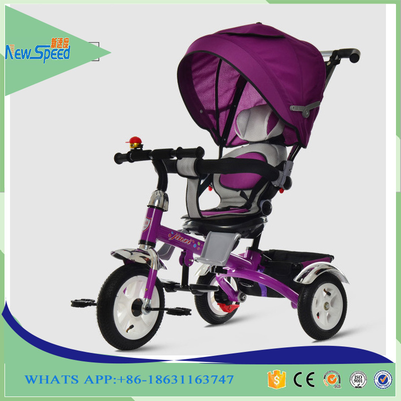Baby Tricycle New Model 2016 , Children/Kids Tricycle For Hot Sale
