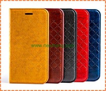 Smart Leather Book Style Flip Mobile Phone Cover Card Holder Slot Wallet Case for iPhone 6
