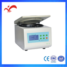 Top sell 3 phase decanter centrifuge/high quality centrifuge for prp