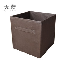 collapsible non-woven storage box with handles,storage cubes