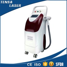 Strong power Q switch nd yag laser for tattoo removal