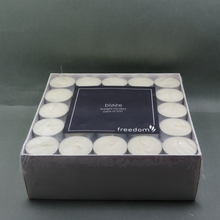 Cheapest palm wax chirstmas tealight candle