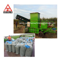 2016 NEW!!! maize baler, silage compress bagging machine, hay bale equipment