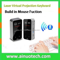 laser virtual wireless keyboard with integrated mouse for laptop,tablet pc,smartphone