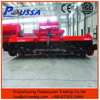 New design tractor 3 point rotary tiller
