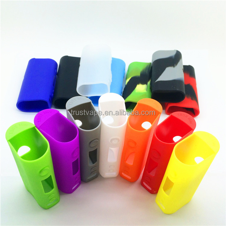 Silicone Case Subox Mini Silicon Bag Rubber Sleeve Protective Cover silica gel Skin For kanger subox mini 50w Box Mod