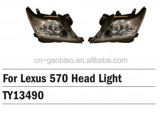 HEAD LIGHT FOR LEXUS 570