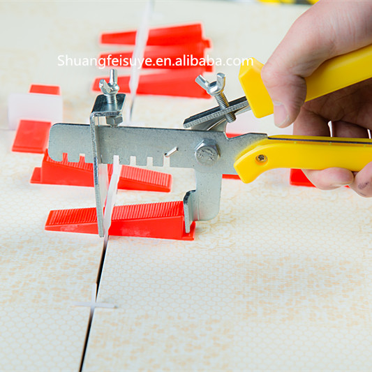 Hot Products Selling Plastic Tile Leveling System and Leveling Plier