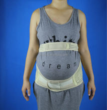 summer breathable maternity Back Abdominal Support belt pessary