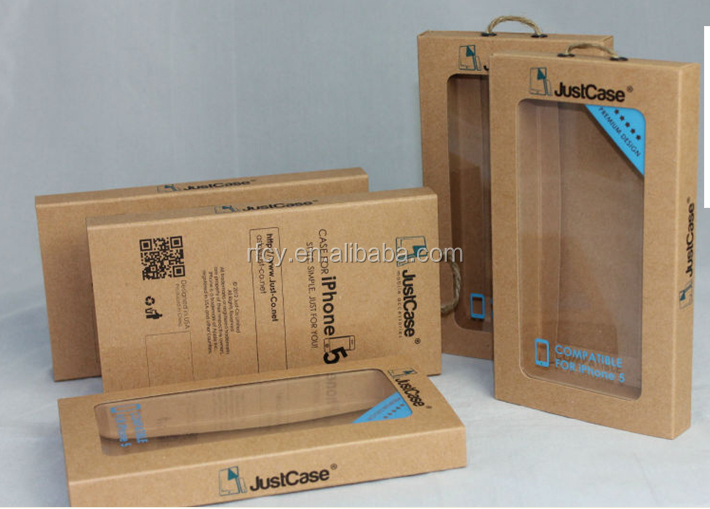 cell phone cover packaging box,Custom paper/plastic packaging box for mobile phone cover.HOT SALE!!