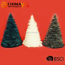BSCI China Manufacturer High Quality wholesale feather tree christmas for party decoration With Reasonable Price