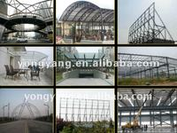 steel structure portal frame house