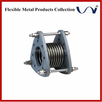 stainless steel connection bellows expansion joint