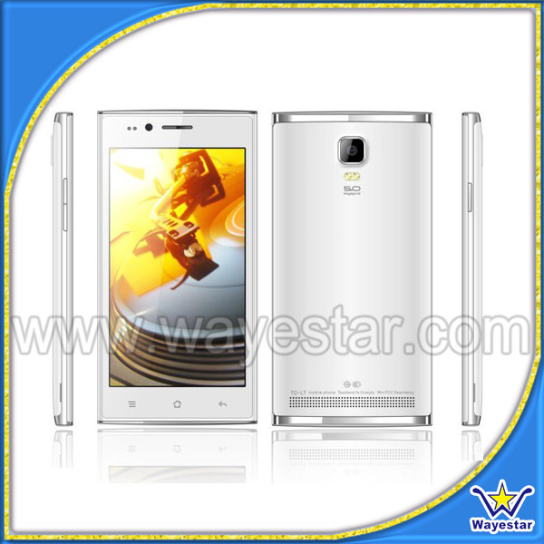 Original Chinese Touch Screen 4.5 Inch 854*480 2g/3g Smart Mobile Phone