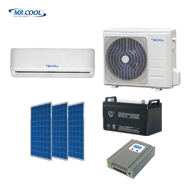 China Best Selling Solar Air Conditioner with 5 years warranty good quality