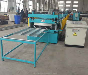 High Quality Metal Floor Deck Roll Forming Machine