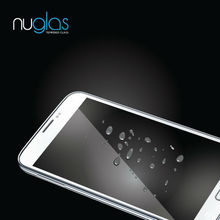 Nuglas Premium Tempered Glass Screen Protector/Stretch film/for Samsung Galaxy S5 I9600