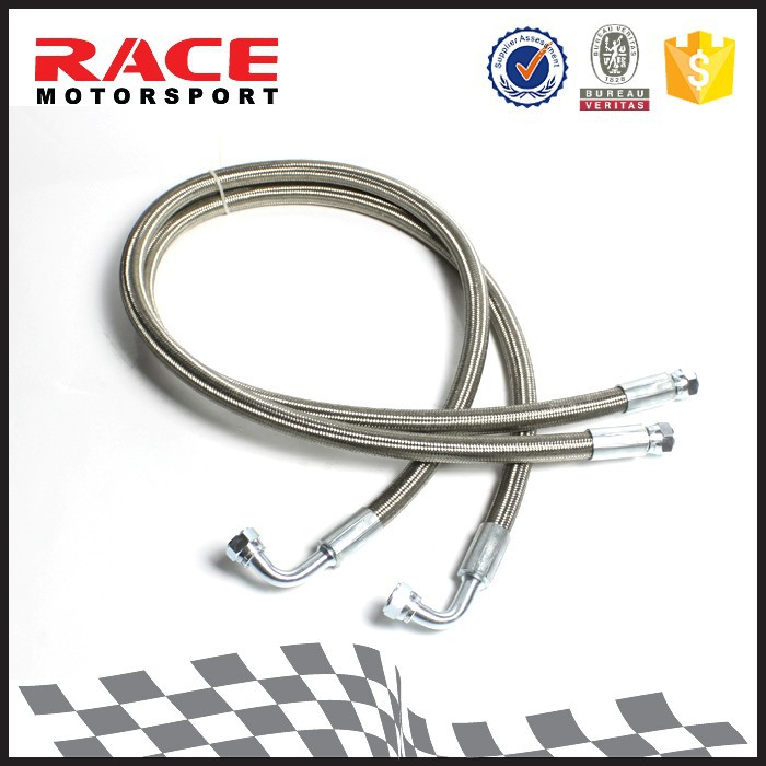 Mparts TUV Certification Universal Racing Oil Line Hose Kit
