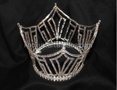 Miss America Full round pageant crown