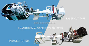 liquid filter bag making machine