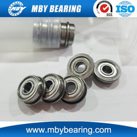 Deep Groove Stainless Steel Ball Bearing Flanged Bearing F695 Flanged Ball Bearings