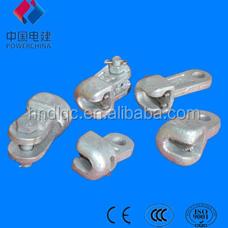 ISO9001:2008 Certificate socket eye /power fittings accessories /link fitting