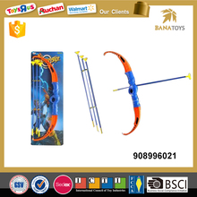 Shooting game toy bow and dart arrow