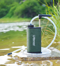Diercon new design outdoor water filter high technology purify water safe and healthy personal mini water purification (TW01)