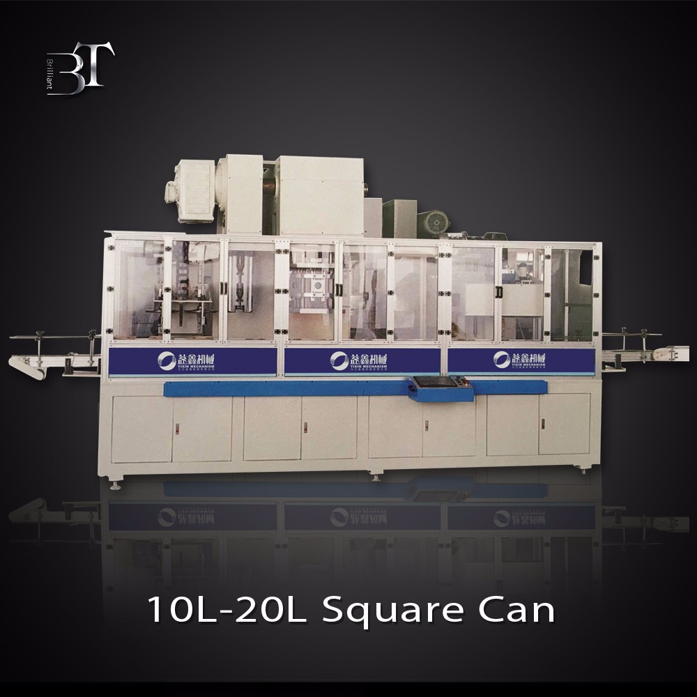 tin cans packaging machinery