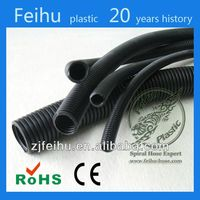 2014 Factory price high quality corrugated electrical conduit hose seat belts parts
