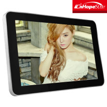 "19"" inch touch lcd panel advertising player digital signage display"