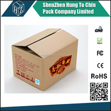3 ply single wall cardboard product packaging box