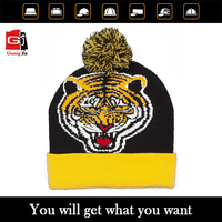 Wholesale 2015 latest product luxury ladies all in one knitted scarf hat