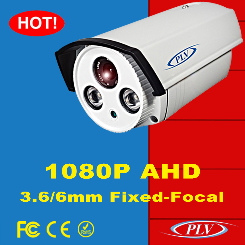 Cheap price 1080p full hd bullet outdoor h.265 ahd camera, rohs conform camera