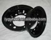 5.00-10 steel wheel for forklift, industral wheel for tire 6.50-10