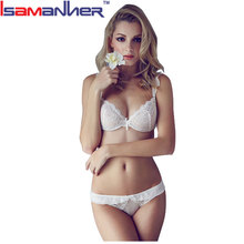 Hot lace bra and hipster panty set sexy lady wholesale bras and panties