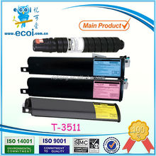 copier toner T-3511 used for toshiba copier E studio 3511/4511