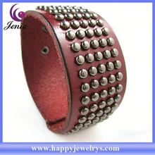 Latest design beautiful design best choice for women handmade leather bracelet ideas SL0230-2
