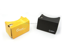 DIY 3d Google Cardboard with NFC,custom logo print