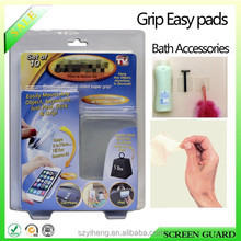 Transparency Waterproof Sticker , Washable No Sticky Residue Grip Easy pads