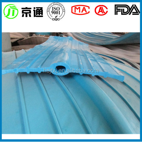 jingtong rubber China pvc water stop 651 for tunnel formwork
