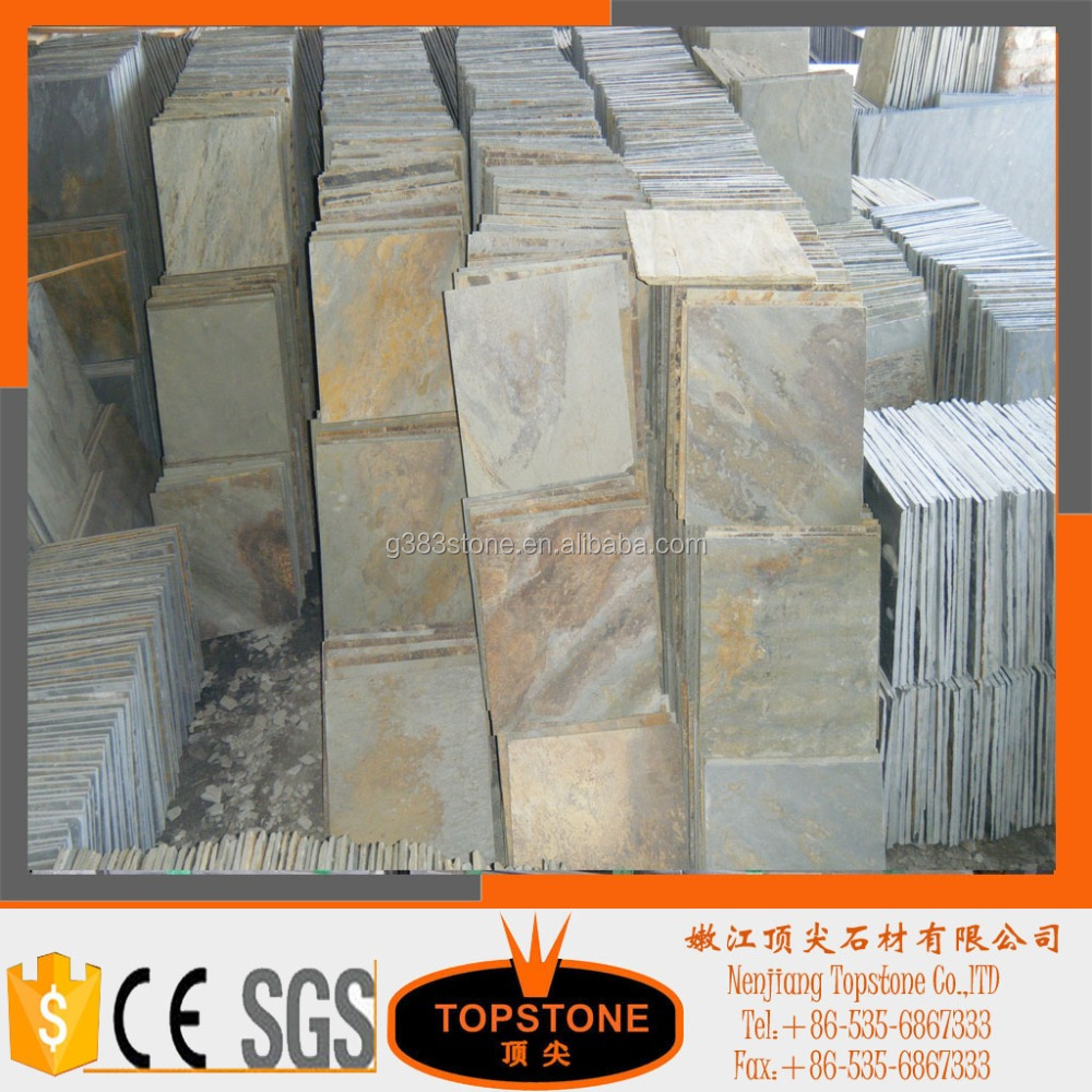 China Factory supply high quality slate roofing, roofing slate ,slate roof tile for sale