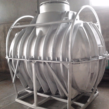 plastic storage water tank mold with different volume